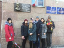 Вшанування пам`яті видатних спортсменів ХНПУ