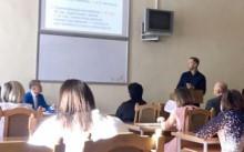 Стажування викладачів ХНПУ імені Г.С.Сковороди з дистанційного навчання