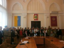 """60-річчя """"Блакитного берета ООН"""" та 24-ої річниця участі України в миротворчих місіях"""