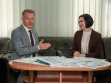 Зустріч з Головою Вищого антикорупційного суду Оленою Танасевич
