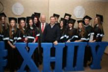 Урочисте вручення дипломів випускникам-магістрам