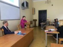 Засідання Виконавчої ради від 28.09.2020р.