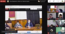 Онлайн-нарада з питань організації роботи офіційного сайту ХНПУ імені Г.С. Сковороди