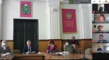 Засідання Виконавчої ради від 07 грудня 2020 р.