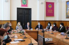 Засідання Виконавчої ради від 11 травня 2021 р.