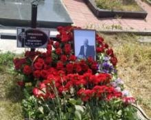 Громадська панахида i церемонiя поховання  Івана Федоровича Прокопенка