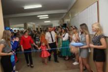 Відкриття спеціально обладнаної кімнати «Дитячий універ»