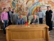 Зустріч з почесним консулом Республіки Албанія у м. Харкові