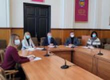 Засідання Виконавчої ради від 22 березня 2021 р.