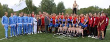 Свято, присвячене Дню фізичної культури і спорту в Україні, Міжнародному Дню студентського спорту та підтримки олімпійського руху, а також з нагоди відкриття зали олімпійської слави