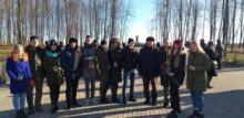 Вшанування пам'ять жертв Голодомору