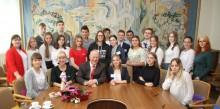 Зустріч ректора зі студентами