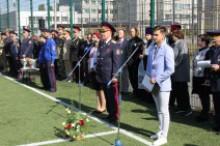 Фестиваль патріотичних об'єднань і спорту. Посвята в козаки - 2019
