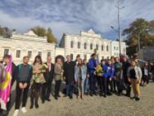 Урочисте святкування Дня українського козацтва