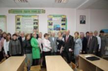 Відкриття меморіальної аудиторії імені С.І. Дорошенка