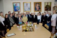 Зустріч із легендарним спортсменом, президентом Національного олімпійського комітету, героєм України Сергієм Бубкою