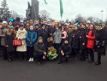 День Соборності в ХНПУ імені Г.С.Сковороди
