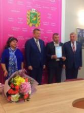 Вітаємо Романа Івановича Шабанова!