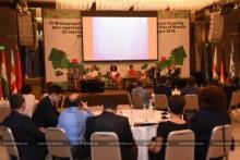ІІІ Міжнароднa асамблея міст-партнерів Харкова
