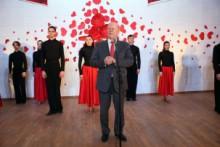 Загальноуніверситетський театралізований концерт до Дня всіх закоханих «Мандрівка країною кохання»