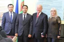 Візит консула Посольства Туркменістану