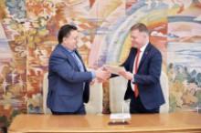 Підписано Меморандум про співпрацю між університетом та Фельдман Екопарком