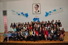 Зустріч Ректора університету зі студентами-сиротами