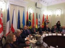 Міжнародна конференція «Особливості взаємодії іноземних і дипломатичних представництв з органами місцевого самоврядування: місцевий аспект»