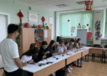 Майстер клас з китайської каліграфії та живопису