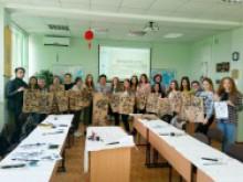 Майстер-клас з китайського живопису