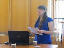 Cемінар з освітнього курсу «Геноцид євреїв Європи: історична перспектива та підходи до вивчення»