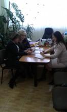 На факультеті початкового навчання завершує роботу експертна комісія з питань акредитації