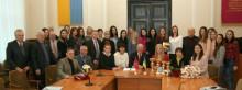 Церемонія вшанування СВК «Харків'янка» з нагоди його 20-річчя