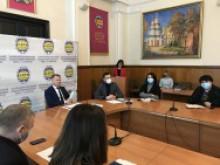 Розширене засідання ради деканів за участі ректорату університету