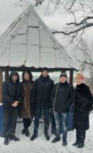 Відвідини навчально-спортивного табору «Гайдари»
