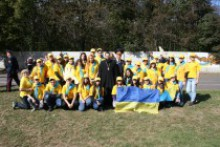 Посвята до лав українського козацтва
